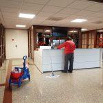 impresa di pulizie roma uffici
