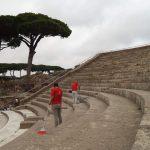 Pulizia teatri Roma