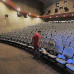 Pulizia cinema Roma