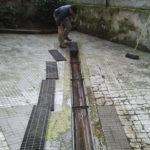 pulizia griglie di scolo Roma