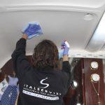 IMGLservizi pulizia Roma barche operai