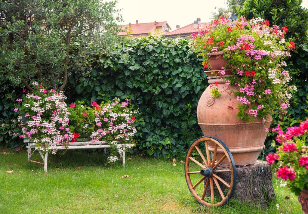 Come progettare il giardino amazing un esempio di for Progettare un giardino