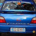 Sponsored car