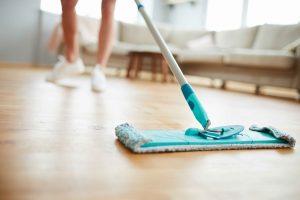 Come pulire il parquet senza rovinarlo